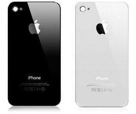 iPhone 4,4s задняя крышка, установка