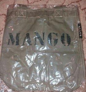 Новая сумка MANGO.