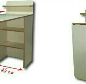Маникюрный стол (складной)