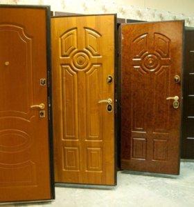 Входная дверь Бульдорс-33м (Венге)