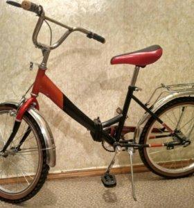 Велосипед для возраста 7 -12 лет