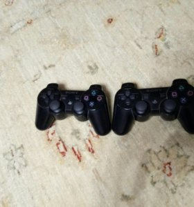 PLAY STATION 3(2 DUALSHOCK3)
