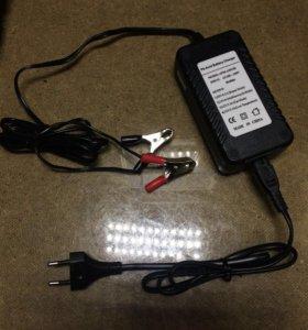 Зарядное авто-мото устройство