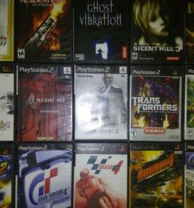 ДИСКИ Soni PlayStation 2