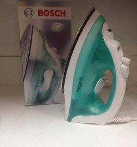 Новый утюг Bosch / паровой удар / 1800Вт