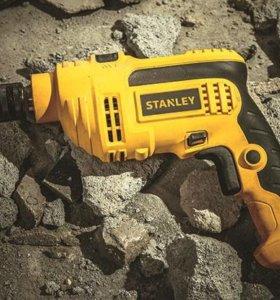 Дрель ударная Stanley STDH 5510