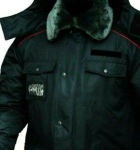 Форма Зимняя ОВД Полиции