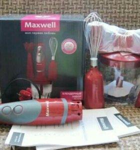 Новый блендер Maxwell MW-1163