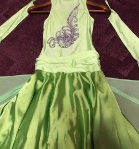 Бальное платье для вальса