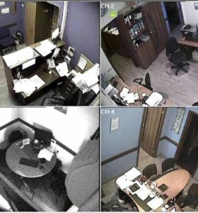 Видеонаблюдение и системы безопастности.