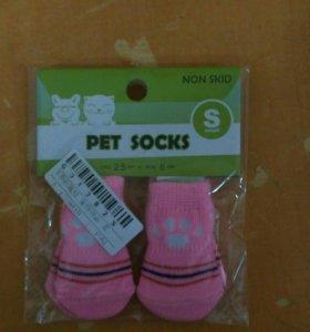 Носочки для кошек и собак