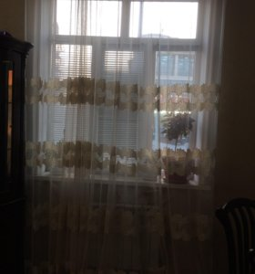 Занавески, шторы
