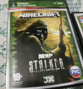"Мод для игры Minecraft на тему: "" S.T.A.L.K.E.R """