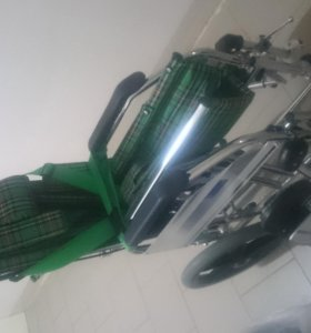 Продается инвалидная коляска, новая.