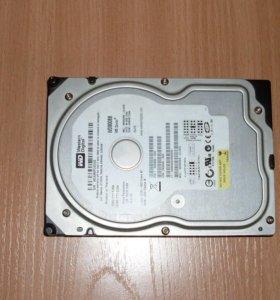 Жесткий диск 80 Гб