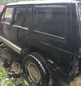 Запчасти джип чероки Jeep Cherokee XJ