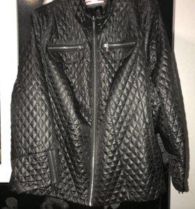 Ветровка (куртка) 66-68 размер, полиэстер