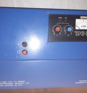 Термолягуратор ТРЗ-10-01 380вт до 12КВт