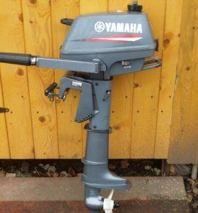 мотор лодочный YAMAHA3+лодка пвх тайга270