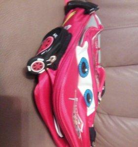 Новый портфель для мальчика