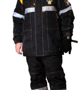 Зимний комплект (куртка + комбинезон)