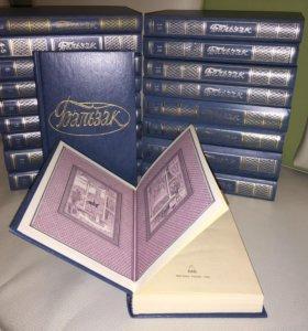 Оноре де Бальзак, Собрание сочинений, 24 тома