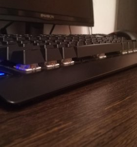 Механическая клавиатура Oklick 910G