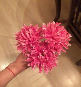 Искусственный цветок Астра