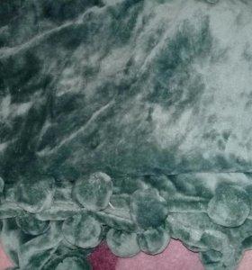 Плед -Покрывало велюровый