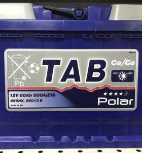 Аккумулятор TAB 60ач
