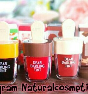 Тинт dear darling etude house