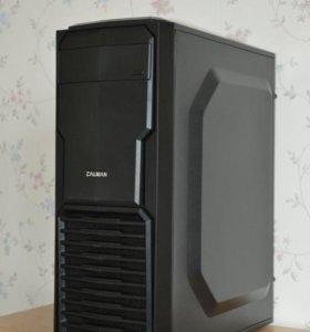 Игровой компьютер с SSD
