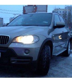 Аренда BMW X5 с водит. встречи, трансфер, свадьбы