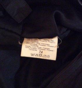 Куртка и комбинезон детский Kerry р74