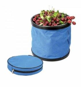 Ведро складное Folding Bucket