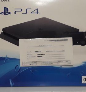 PlayStation 4 slim + 20 игр