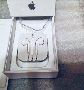 Наушники iPhone / чехол бесплатно