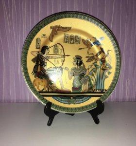 Тарелка из Египта