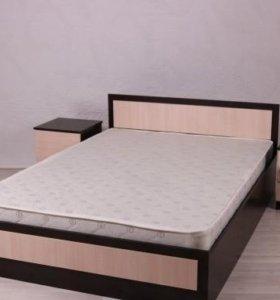 кровать Лиана 180*200 с матрасом