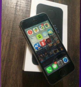 iPhone 5SE стекло