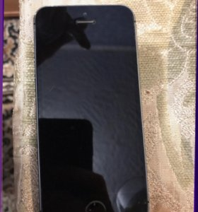 iPhone 5SE отпечаток