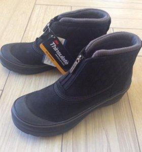 Новые женские ботинки Clarks