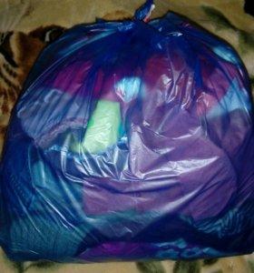 Детские вещи до годика пакетом