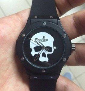 Часы Hublot + портмоне Ballerry