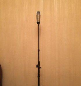 Конденсаторный микрофон Behringer c1-u + стойка