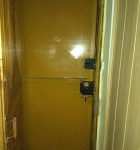 Двери железные