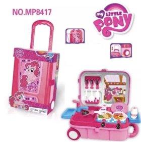 Игровой набор кухня My little pony