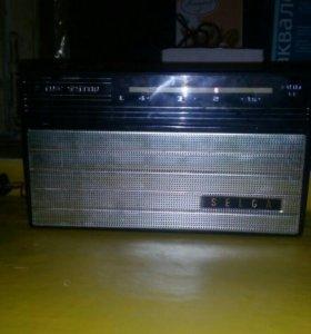 Радио магнитола!