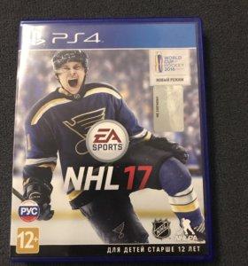 NHL 2017 PS4