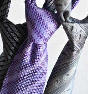 Деловой галстук